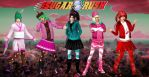 XNA -  Wreck it Ralph - Sugar Rush Racers Pack DL by SovietMentality