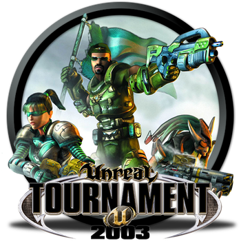 Unreal Tournament 2003 by AndrewDoherty1981
