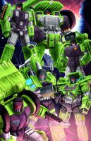 The Constructicons by 1314