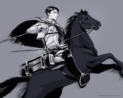 Levi by j-witless