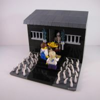 Trick or Treat by Bricknave