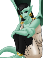 Madison - for TaliaLevid by DragonessDeanna