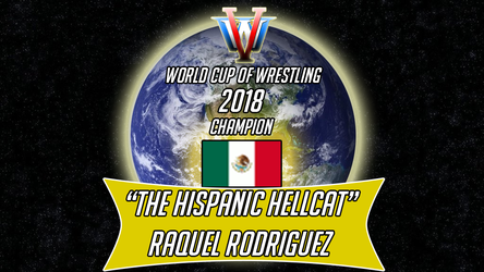 VWW World Cup of Wrestling 2018: WINNER by Branded-Curse