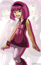 Lazy Town - Stephanie by XJKenny