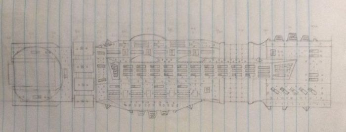 Ra-class SuperCarrier (1st half) by Leonitus