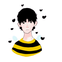 bee boy aka sollux because i like dying by sun-sheep