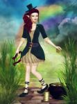 At Rainbow's End by RavenMoonDesigns