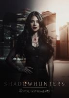 Shadowhunters | Isabelle Lightwood by Riotovskaya