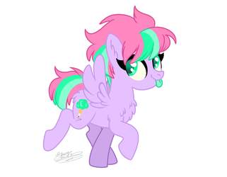 - Ponysona_PencilTree - by PencilTree