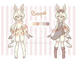 (CLOSED) Sia Adopt - December Deer4 - PAYPAL by NotsoJelly