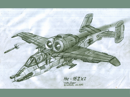 He-162X2 by TheXHS