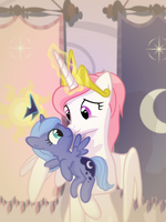 You're a Princess Too by Arvaus