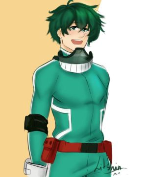 Hero Midoriya Izuku (Deku) X Normal Reader (Fluff) by Shine-lover on