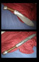 Kukri Type 1 by BanesArmory