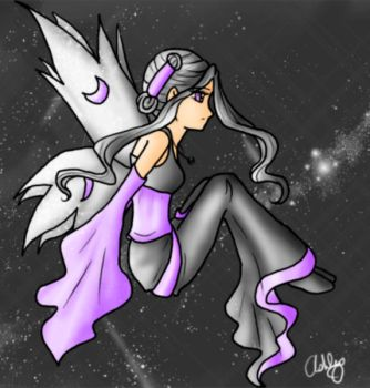 Collab: Selena by dothackgurl