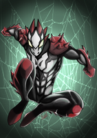 SPEED PAINT SPIDERSONA FINAL by KevinTrentin
