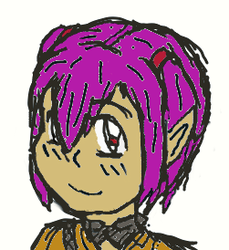 devint id colored by Draparde