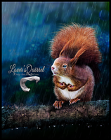 Lover'sQuirrel by Drury-Lane