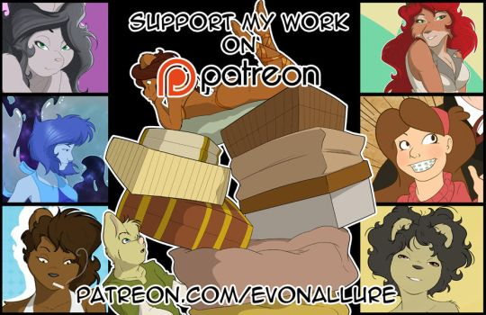 My Patreon by EvonAllure