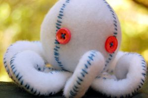 Floyd the Octopus by melliloquence