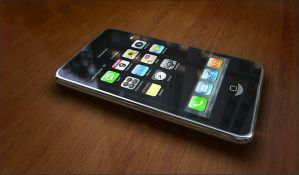 iPhone by h2ogd