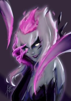 Are you lonely? Let Evelynn take over by Ehdo