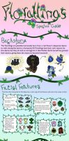 Floralling Species Guide by Prismativity