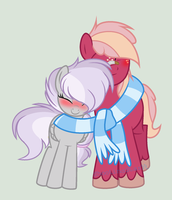 So warm -Collab- by RoseLoverOfPastels