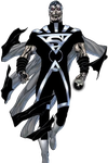 Superman (Black Lantern) by FictionalOmniverse