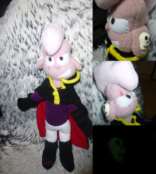 Lars Plush by Usagi-Zakura
