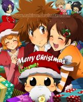 Vongola Family wish you a... by Nakiroe