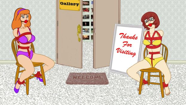 Welcome To My Gallery by VictorZulu