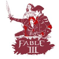 Fable 3 Heroes by whipyohair
