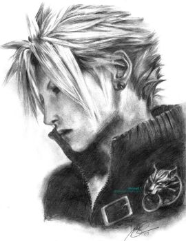 Cloud Strife by divino07