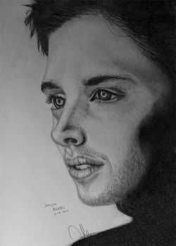 Jensen Ackles by uh-whatsthat