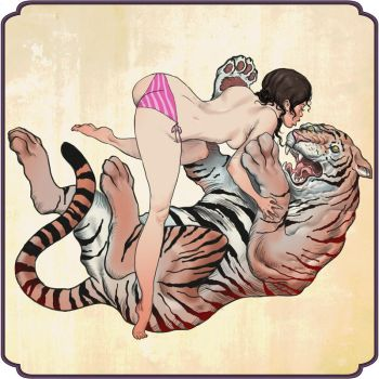 Tigerstyle by Rudeone