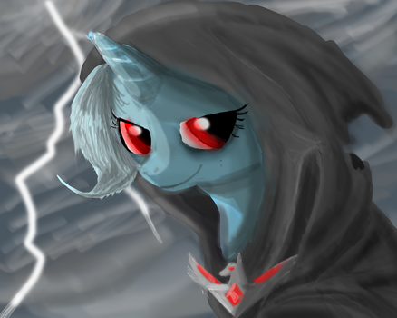 Corrupted Trixie by ShadowClawZ