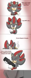 Shadow is not emo by xShadilverx