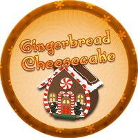 Gingerbread Cheesecake by Echilon
