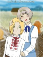 APH: Everything will be OK by Anila-chan