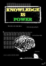 Knowledge is Power by BBrett