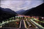 The Range in Gabala by steeber