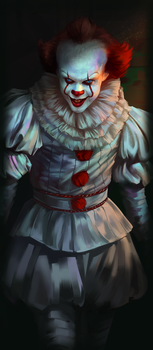 Pennywise 6 by AndromedaDualitas