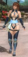 DoA5 Mod - Kasumi: Contest Costume Edit by Segadordelinks