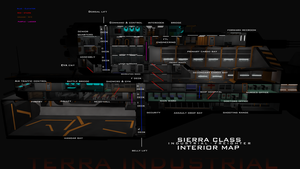 Sierra Class Interior Map V2 by Gwentari