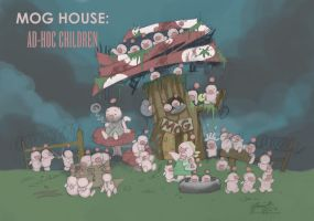 Mog House: Ad Hoc Children by peannlui