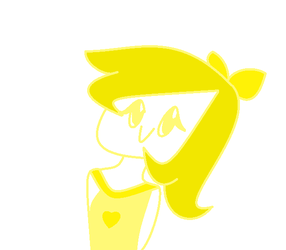 Yellow by chubbybunny125