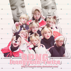 [PACK RENDER] 9 PNG Jeongyeon-Twice by Hayashi-Miria