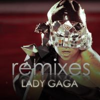 Lady GaGa Remixes Album Cover by Ady333