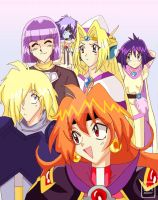 The Slayers by Sweet-Hope